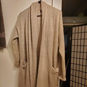 Forever 21 Sweaters - Long oversized cardigan